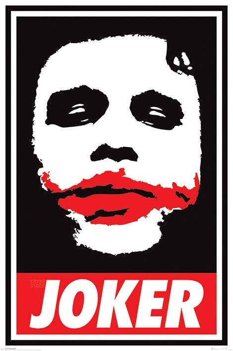 Juliste Batman: Yön ritari - Obey The Joker