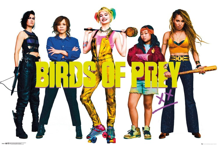 Juliste  Birds of Prey: And the Fantabulous Emancipation of One Harley Quinn - Group