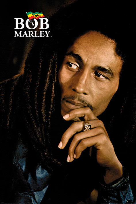 Juliste Bob Marley - Legend