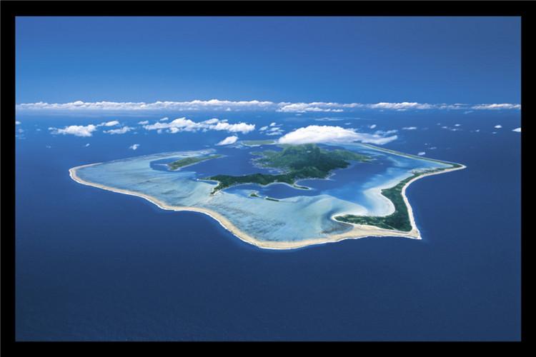Juliste Bora Bora