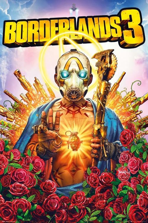 Juliste  Borderlands 3 - Cover