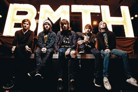 Juliste Bring me the horizon