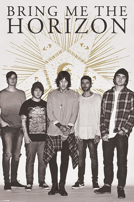 Juliste Bring Me The Horizon - Star