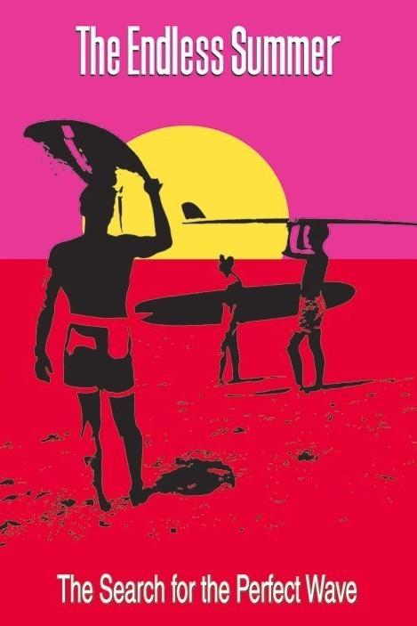 Juliste Bruce Brown - the endless summer