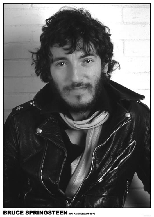 Juliste Bruce Springsteen - Rai Amsterdam 1975