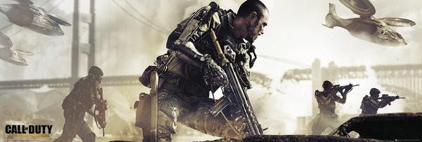 Juliste Call of Duty Advanced Warfare - Cover