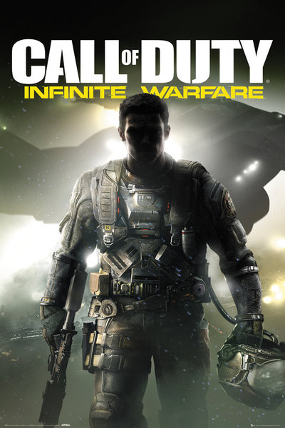 Juliste Call of Duty: Infinite Warfare - Key Art