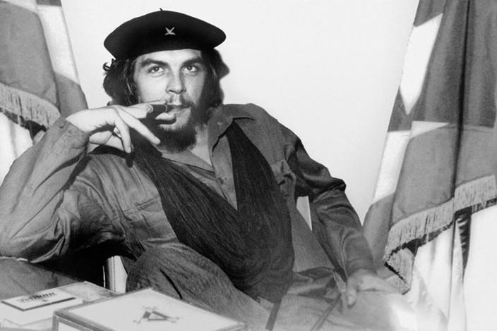 Juliste Che Guevara - cigar