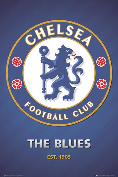 Juliste Chelsea - club crest 2013