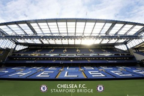 Juliste Chelsea - stadium