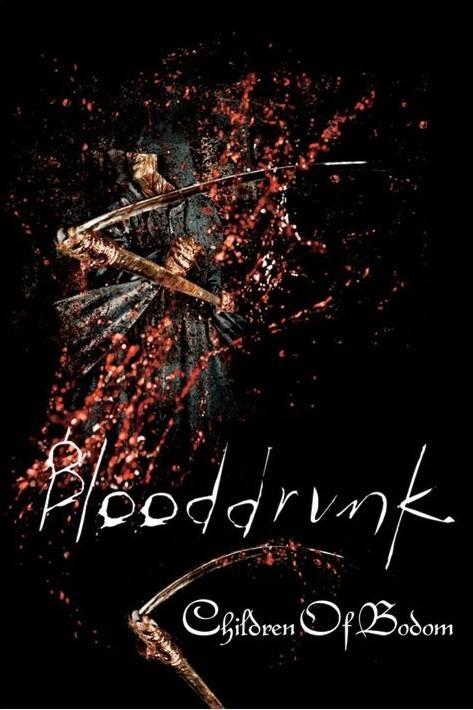 Juliste Children of Bodom - blood dRunk