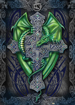 Juliste Cross keeper