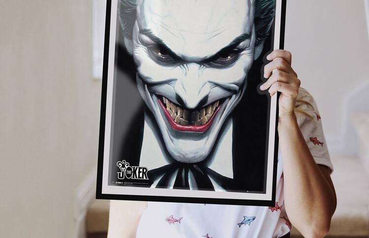 Juliste DC Comics - Joker Ross