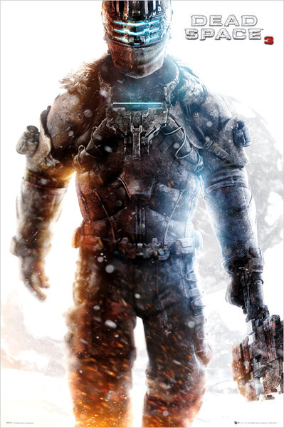 Juliste Dead space 3 - cover