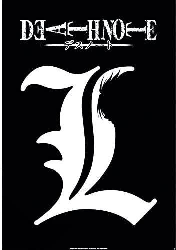 Juliste Death Note - L Symbol