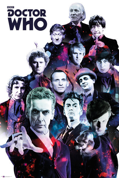Juliste Doctor Who - Cosmos