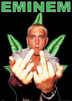 Juliste Eminem - dope