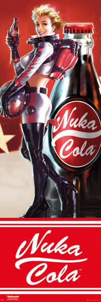 Juliste Fallout 4 - Nuka Cola