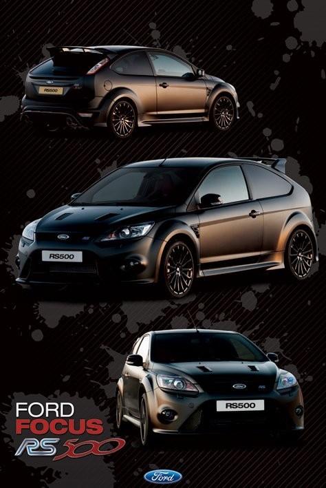 Juliste Ford Focus - rs 500