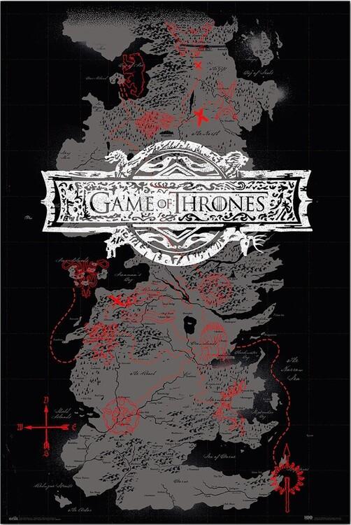 Juliste Game Of Thrones