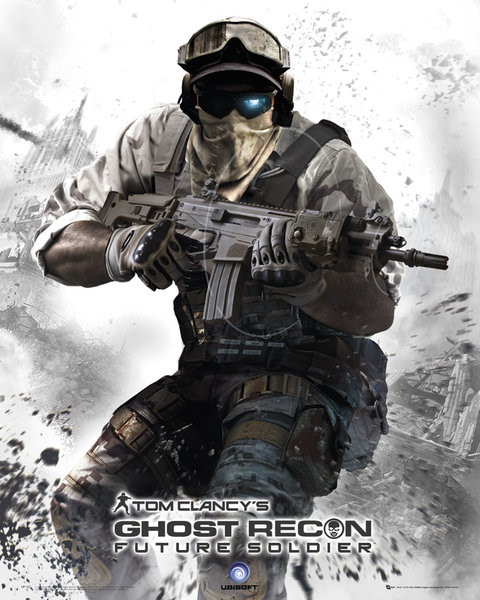 Juliste Ghost recon