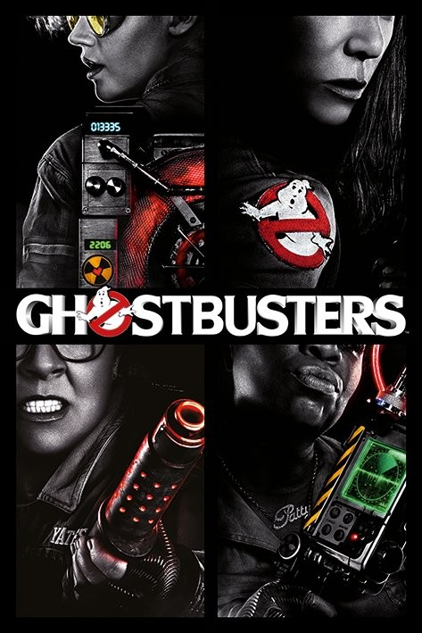 Juliste Ghostbusters: haamujengi 3 - Girls