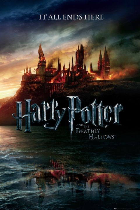 Juliste  HARRY POTTER 7 - teaser