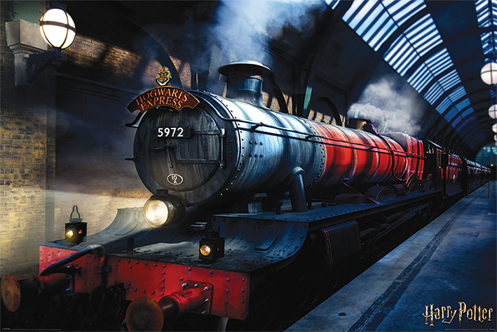 Juliste  Harry Potter - Hogwarts Express