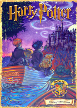 Juliste HARRY POTTER - journey to ho ..