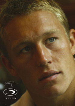 Juliste Jonny Wilkinson - face