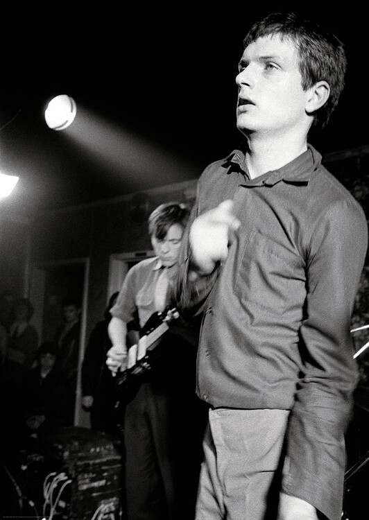 Juliste Joy Davidson - Bowdon Vale Youth Club