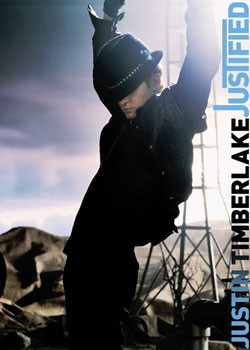 Juliste Justin Timberlake – justified