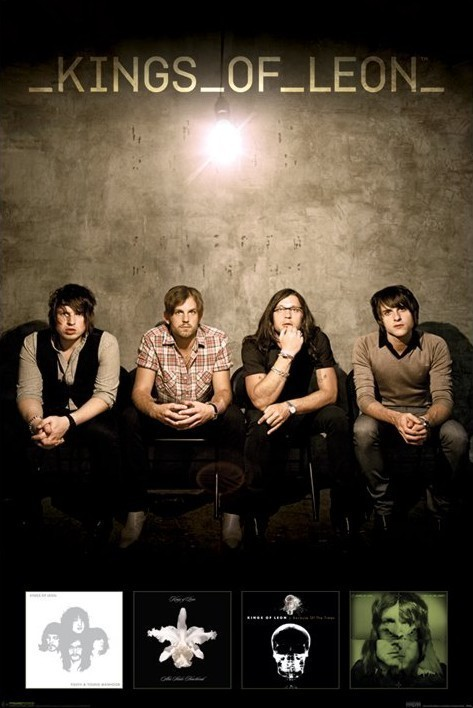 Juliste Kings of Leon – albums