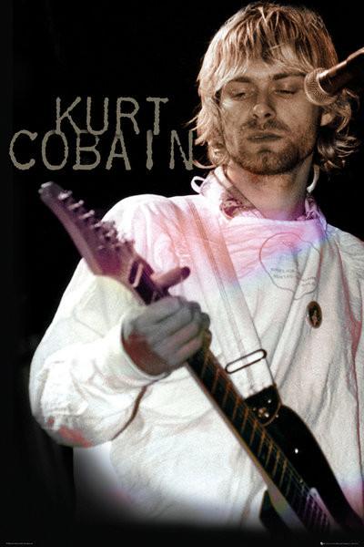 Juliste  Kurt Cobain - Cook
