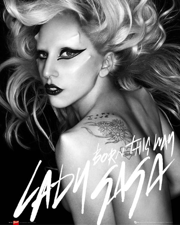 Juliste  Lady Gaga