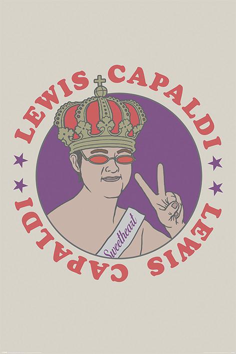 Juliste Lewis Capaldi - Sweetheart
