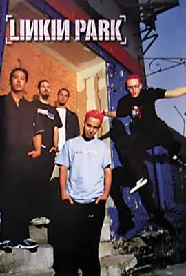 Juliste Linkin Park - Picture of Group