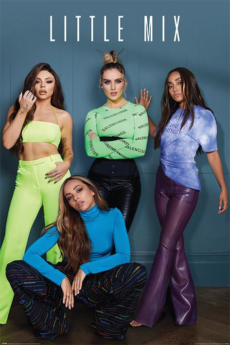 Juliste Little Mix - Group