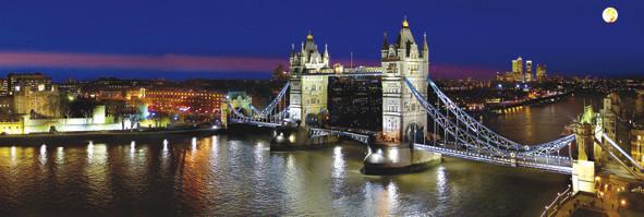 Juliste Lontoo - tower reichold