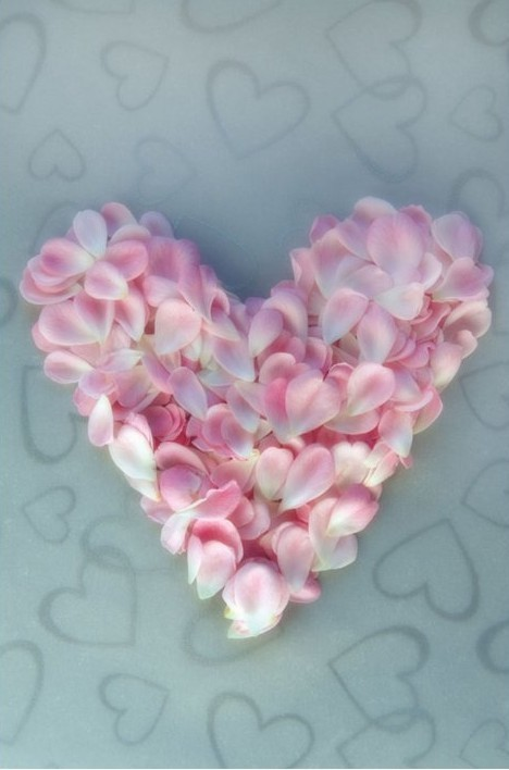 Juliste Love hearts