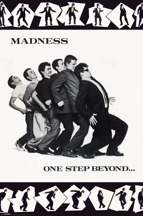 Juliste Madness - one step boyond