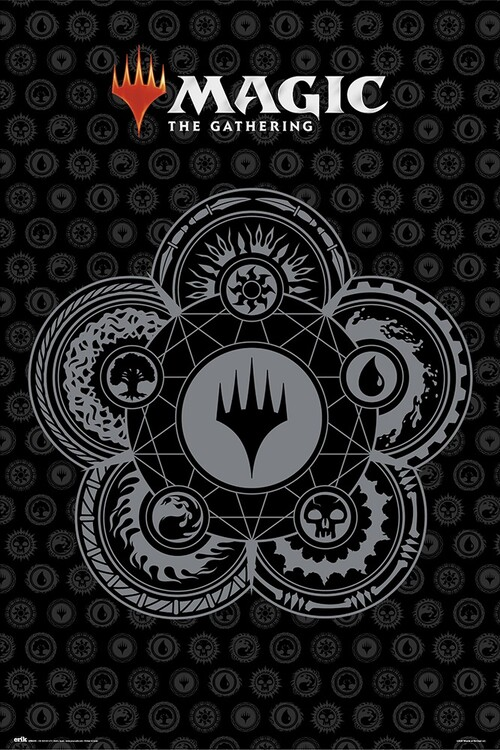 Juliste Magic The Gathering - One Sheet