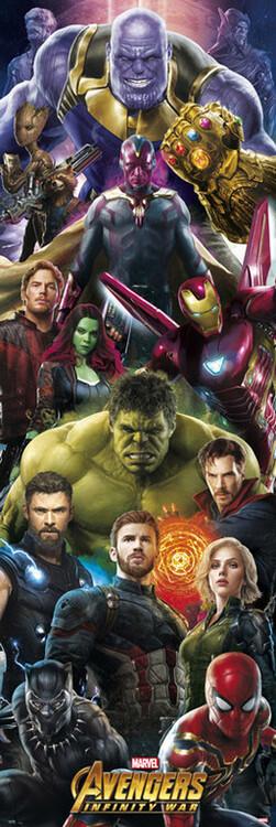 Juliste Marvel: Avengers - Infinity War