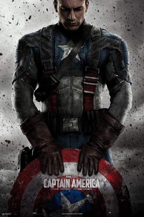 Juliste Marvel - Captain America