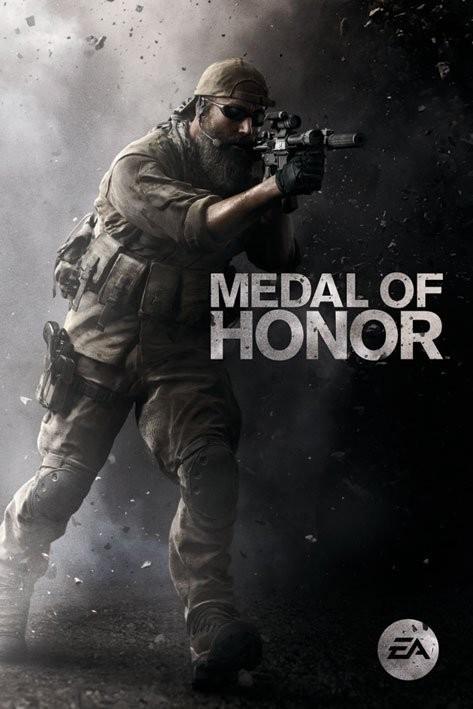 Juliste Medal of Honor - assault