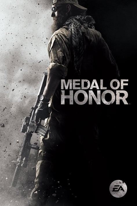 Juliste Medal of Honor - calm