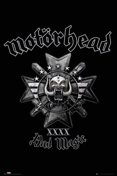 Juliste Motorhead - Bad Magic