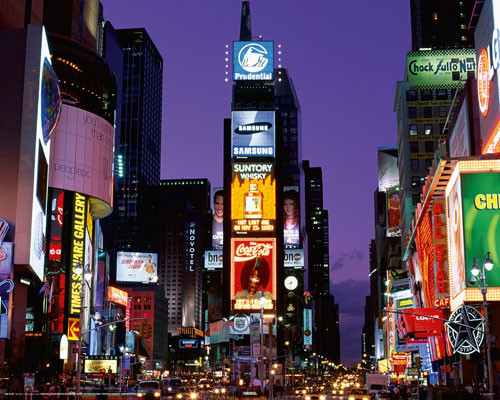 Juliste New York - Times square