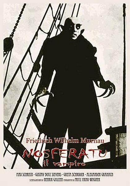 Juliste Nosferatu