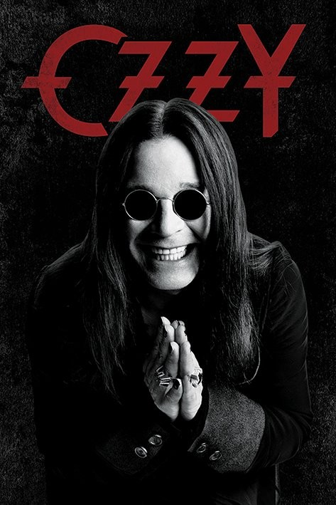 Juliste Ozzy Osbourne - Pray